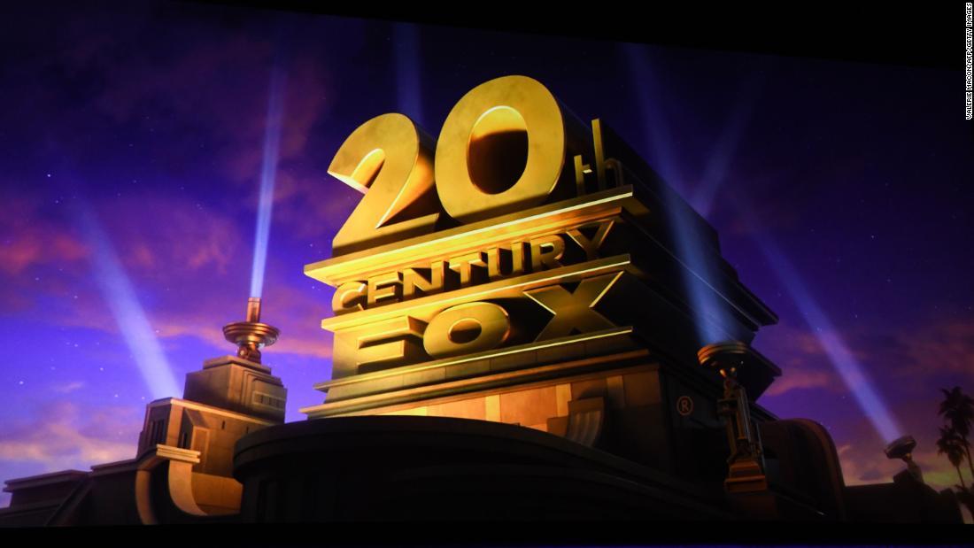 Disney ist die Umbenennung von '20th Century Fox'