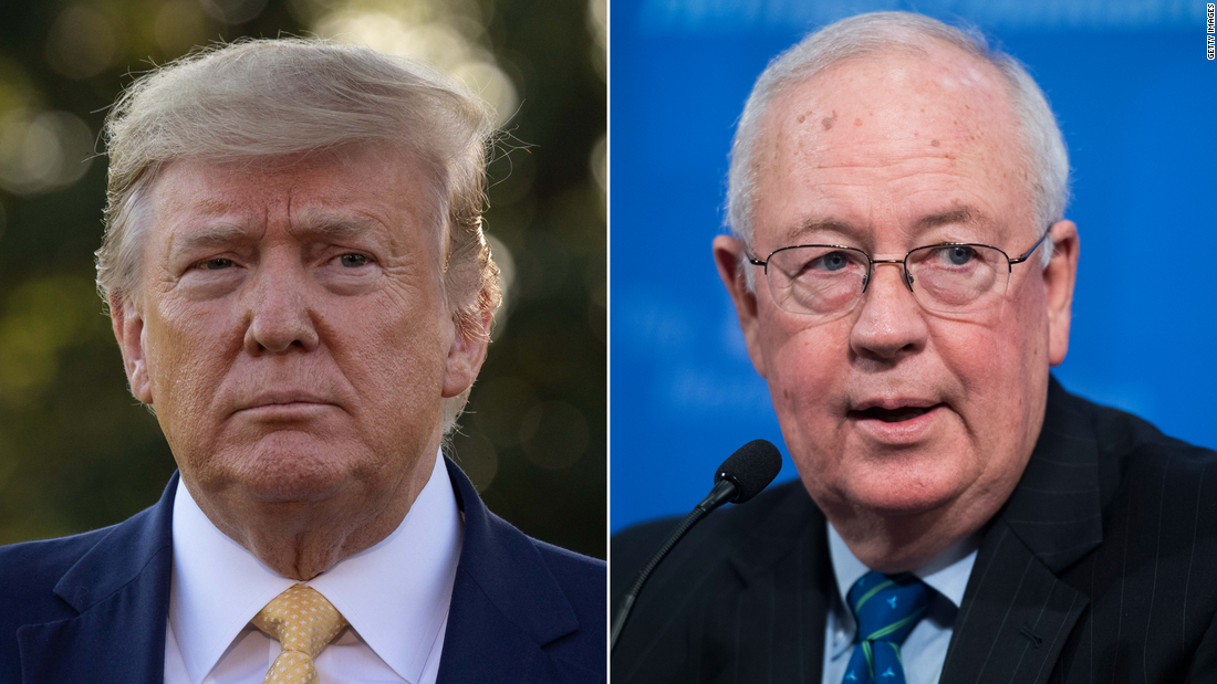 Opinion: Trump trial: Ken Starr and no stripes