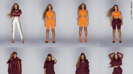 Ivy Park X Adidas Beyonce S Clothing Line Drops Online And