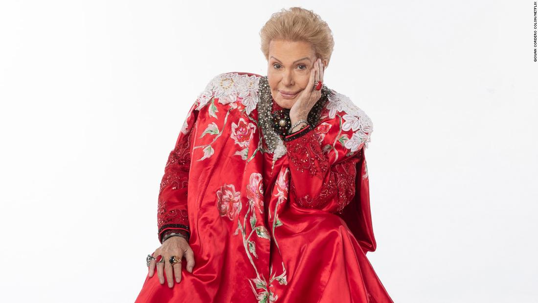 Fascinating life of Puerto Rican astrologer Walter Mercado is coming to Netflix with 'Mucho Mucho Amor'