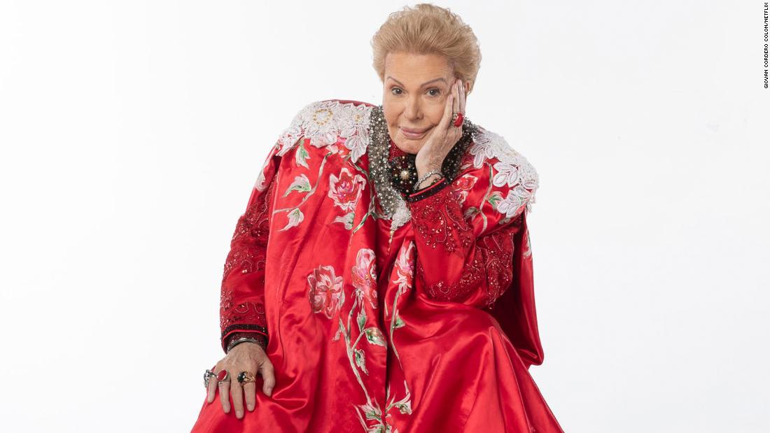 Walter Mercado Mucho Mucho Amor Documentary Is Coming To Netflix Cnn