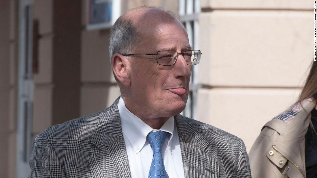 元フロリダ州市長の判決を受け51ヶ月後defraudingチャリティー