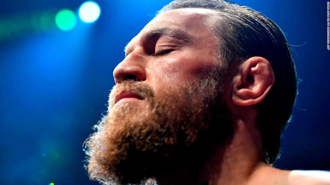 Conor McGregor gewinnt in der ersten UFC-match in 15 Monaten