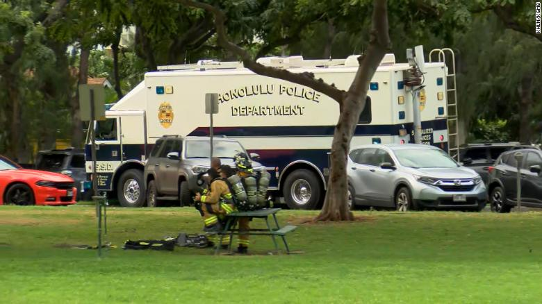 Authorities in Hawaii are responding to an active shooter in Honolulu, the FBI says.