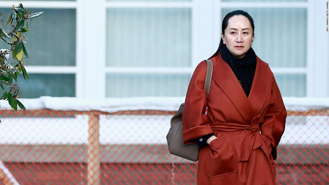 Meng Wanzhou's court battle is the start of another critical year for Huawei