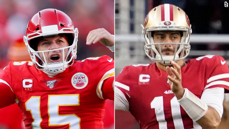 Super Bowl 2020 Teams The Kansas City Chiefs Will Play San Francisco 49ers Cnn