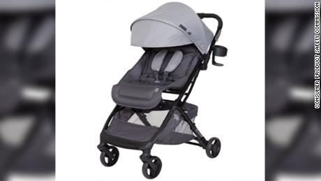 Baby Trend has recalled four models of their Tango Mini Strollers.