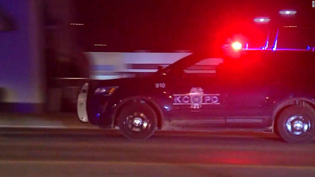 Verdacht Kansas City shooter konnte, wurden inhaftiert, die auf eine Vorherige Waffe aufladen. Eine Waffe Gesetz ändern, ihn zu befreien