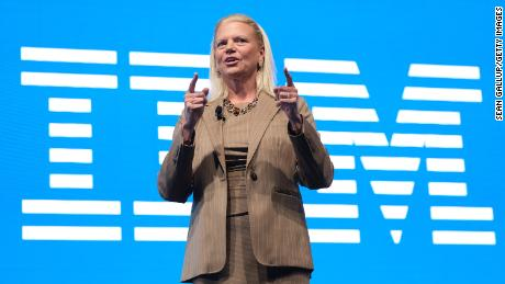 IBM CEO Ginni Rometty to retire in April