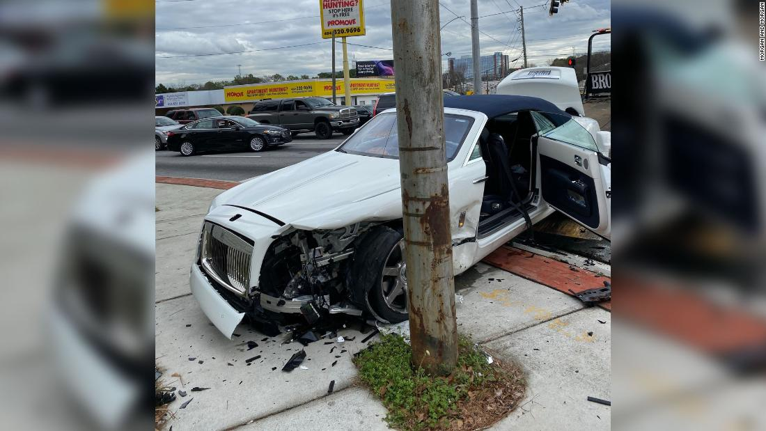 Atlanta Hawks forward Chandler Parsons' playing days may be over following car wreck, attorneys say