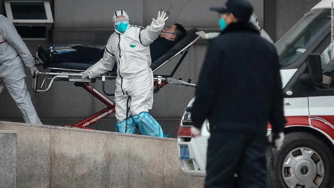 4人が死亡して中国を確認新coronavirusできる人