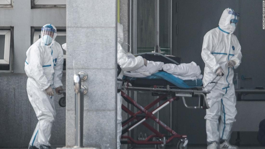 中国をう広がりの致死性ウイルスで最悪の時期