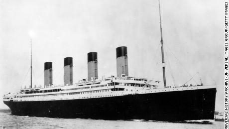 The Titanic will be protected by a treaty between US and UK