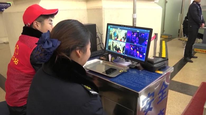 Airport screenings for the Wuhan coronavirus increase around the world