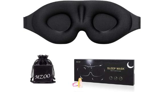 Mzoo Sleep Eye Mask for Men and Women