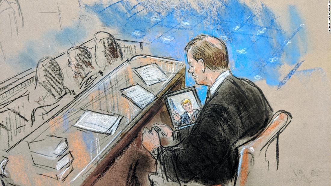 写真を参照してください裁判の絵の上院かしたいテレビ