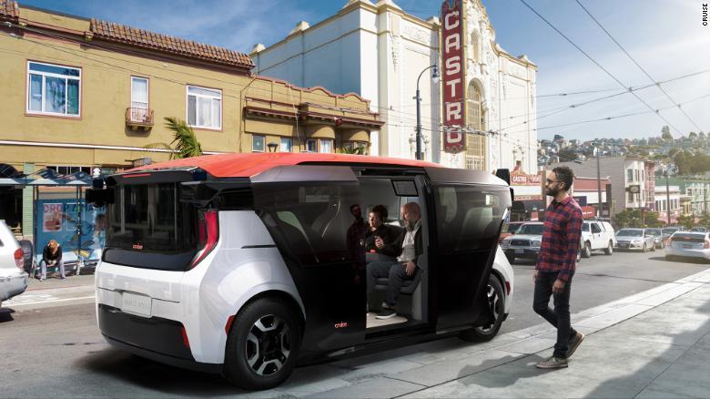 Транспорт майбутнього Автономні автомобілі