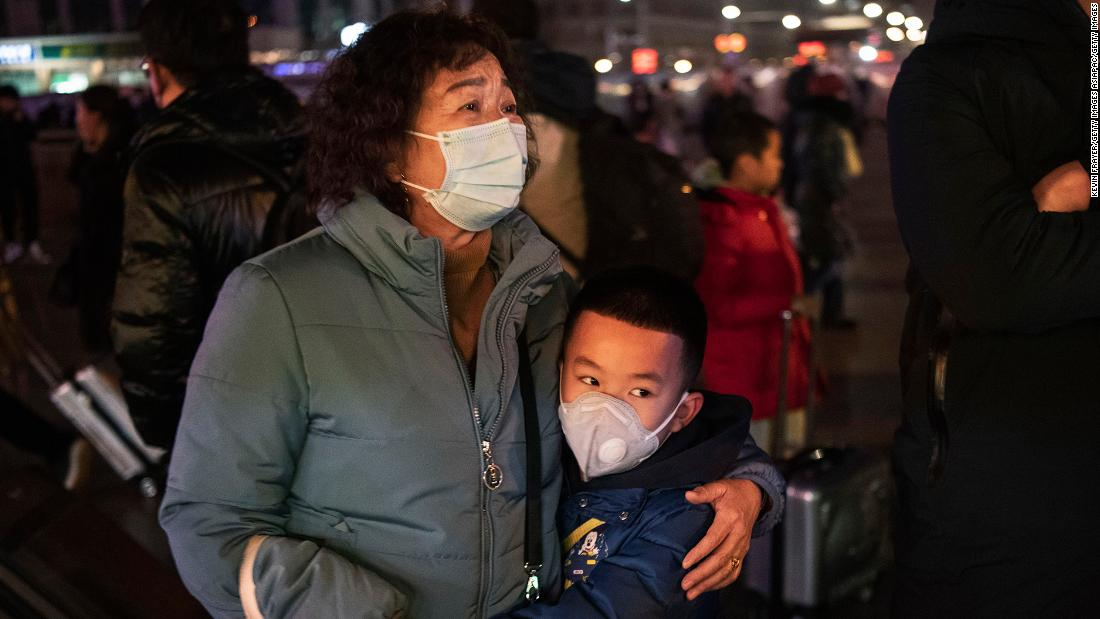 Asian stocks recover from losses sparked by the coronavirus outbreak