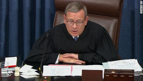 Here's what 'pettifogging' means and why Chief Justice John Roberts would say it in the impeachment trial