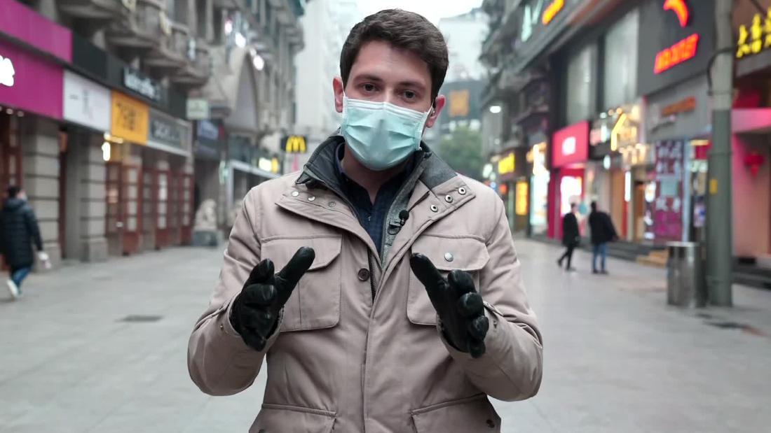 Goes Zero Coronavirus In Cnn Of China Ground To Outbreak