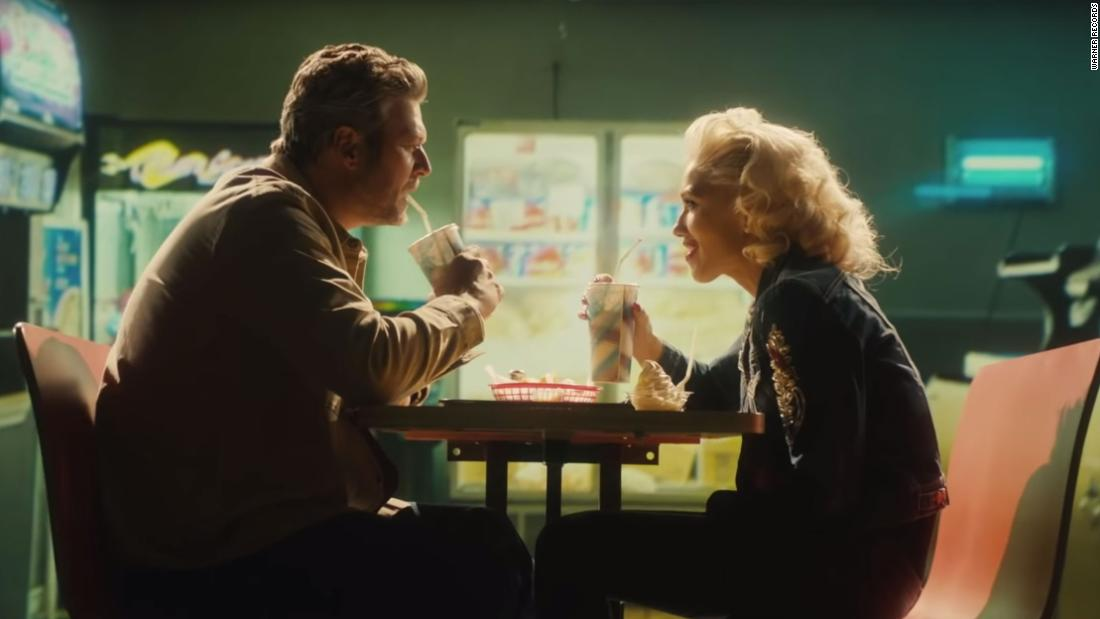 Gwen Stefani almost missed Blake Shelton's proposal
