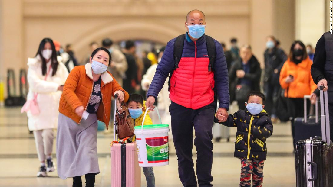 Wuhan coronavirus-Todesopfer steigt auf neun mit 440 infiziert, China sagt