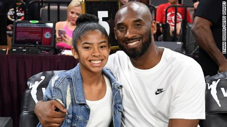 Kobe Bryant saw his daughter Gianna as the heir to his legacy