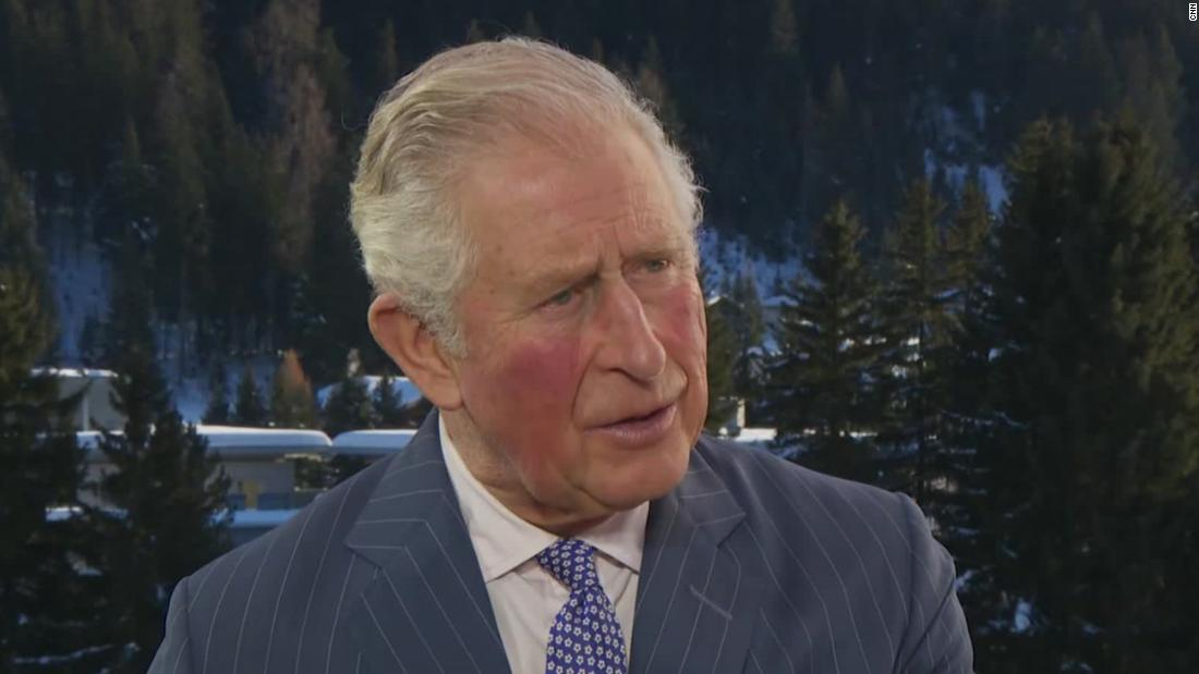 Watch Prince Charles' exclusive CNN interview