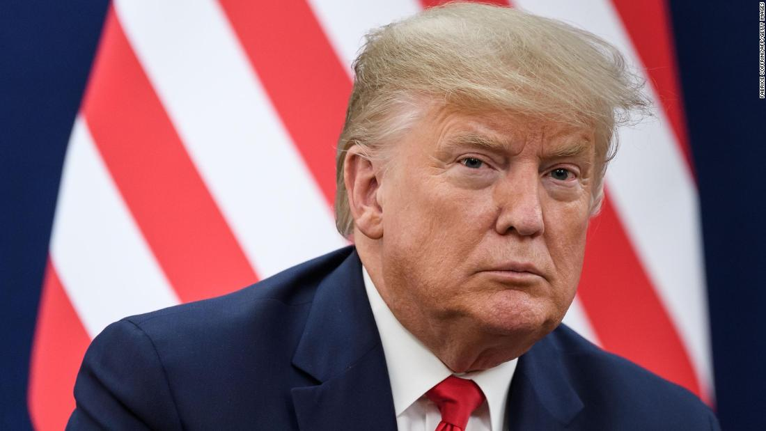 Parnas recording shows Trump talking with indicted businessmen the President has said he doesn't know