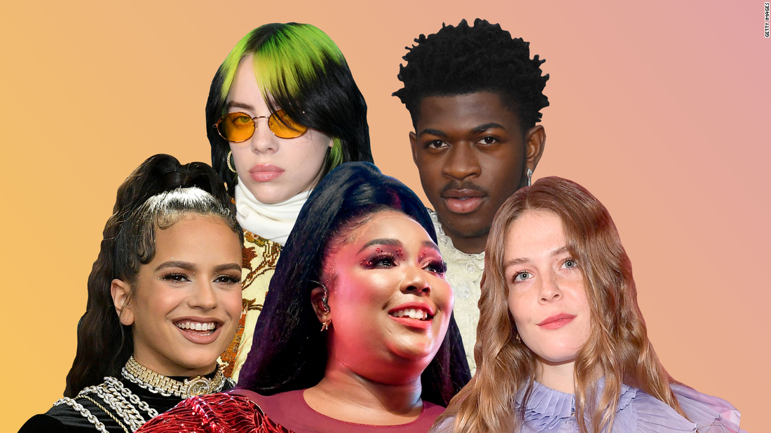 Το 2020 Βραβεία Grammy επικεντρώνεται σε νέα αστέρια