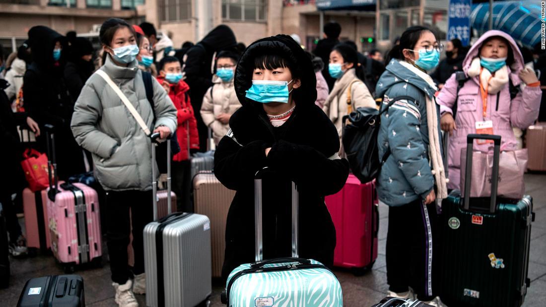 Eine visuelle Anleitung, um die Wuhan coronavirus