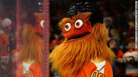 "Actions by Gritty ""did not constitute physical assault as alleged,"" police said."