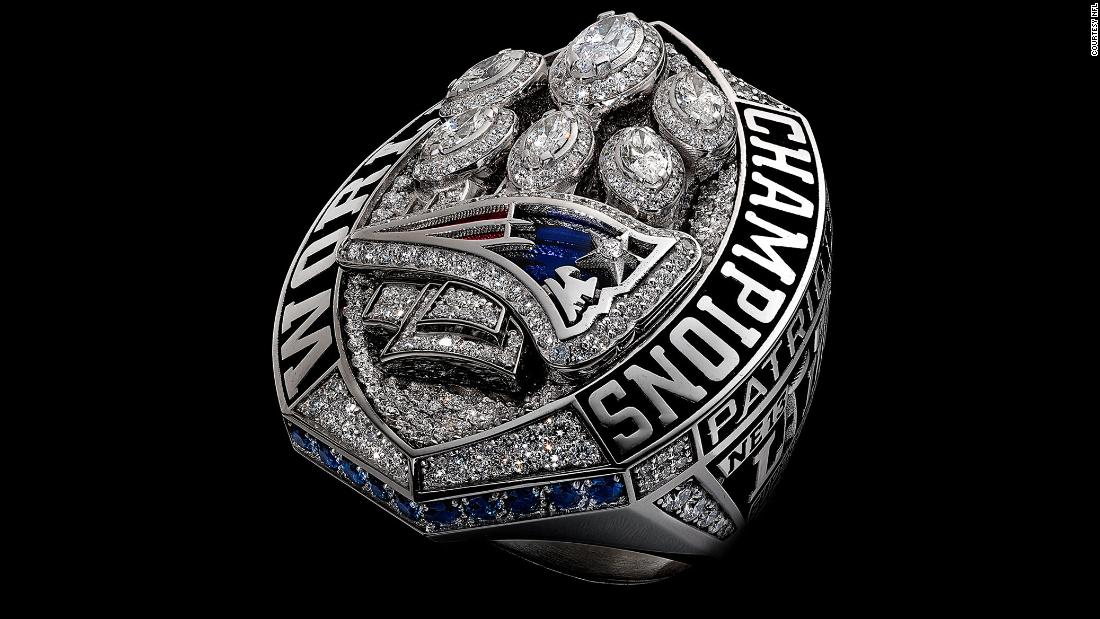Super Bowl rings: Every ring design from football history - CNN Style