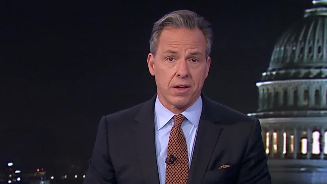 Falsche Behauptung: Tapper zeigt falsche Behauptung von Trump Anwalt das war, verbreitet sich mit Hilfe der Steuer-Dollar