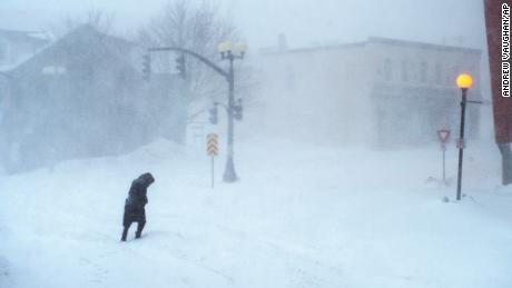 Newfoundland Canada In A State Of Emergency After A Month Of