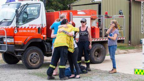 Three Americans dead after firefighting water bomber crashes in rural Australia