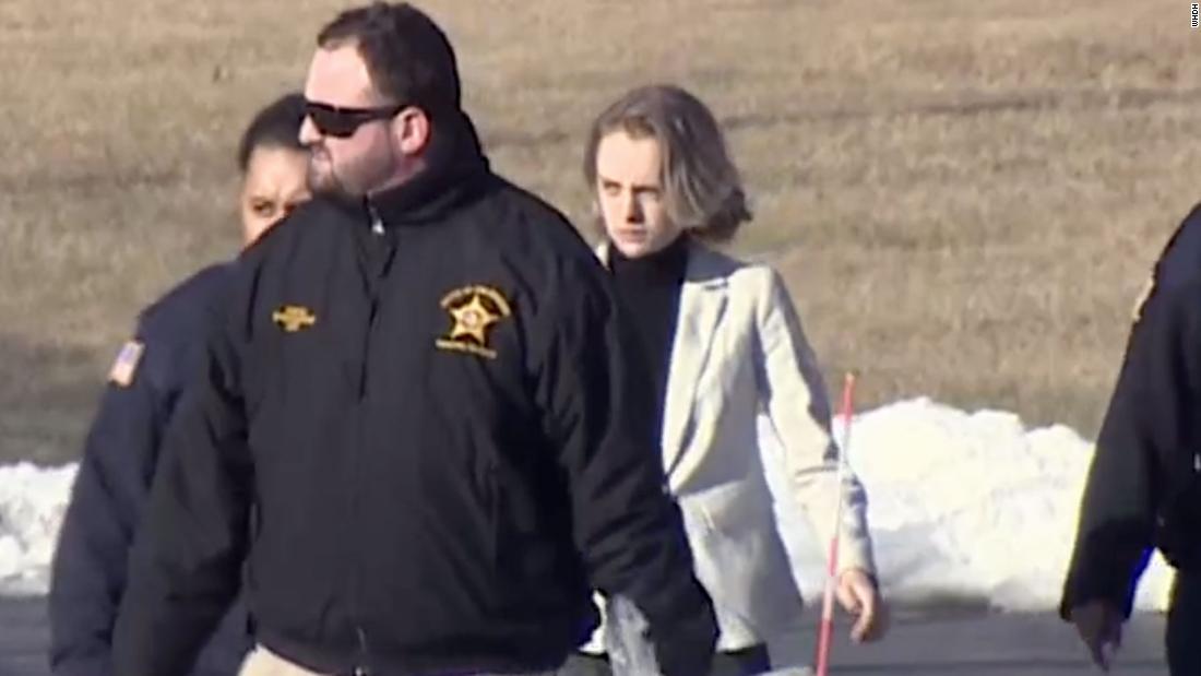 Michelle Carter, καταδικάστηκε σε μηνύματα περίπτωση αυτοκτονίας, που κυκλοφόρησε από τη φυλακή