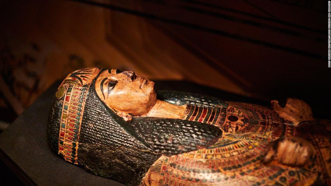 Hören: Wissenschaftler enthüllen Stimme 3.000 Jahre alte Mumie