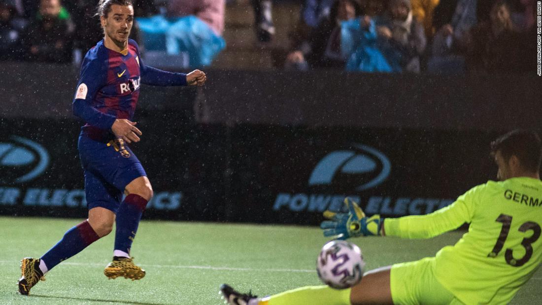 Barcelona 'avoids total ridicule' in narrow win over Ibiza