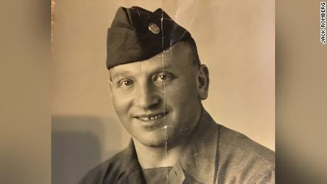 The story behind the German Jewish war hero honored on both sides of the Atlantic, decades apart
