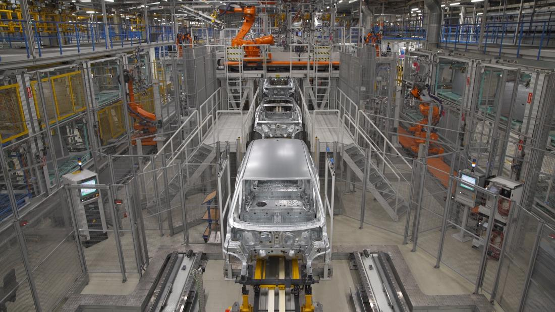 How BMW is trying to modernize manufacturing