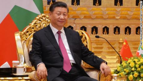 Chinese President Xi Jinping, pictured January 17, is facing perhaps his biggest political challenge to date.