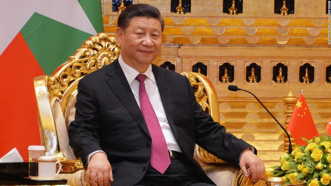 Iraq & syria trump u.s. missile attact The coronavirus is Chinese President Xi's ultimate test. Will he pass? thumbnail