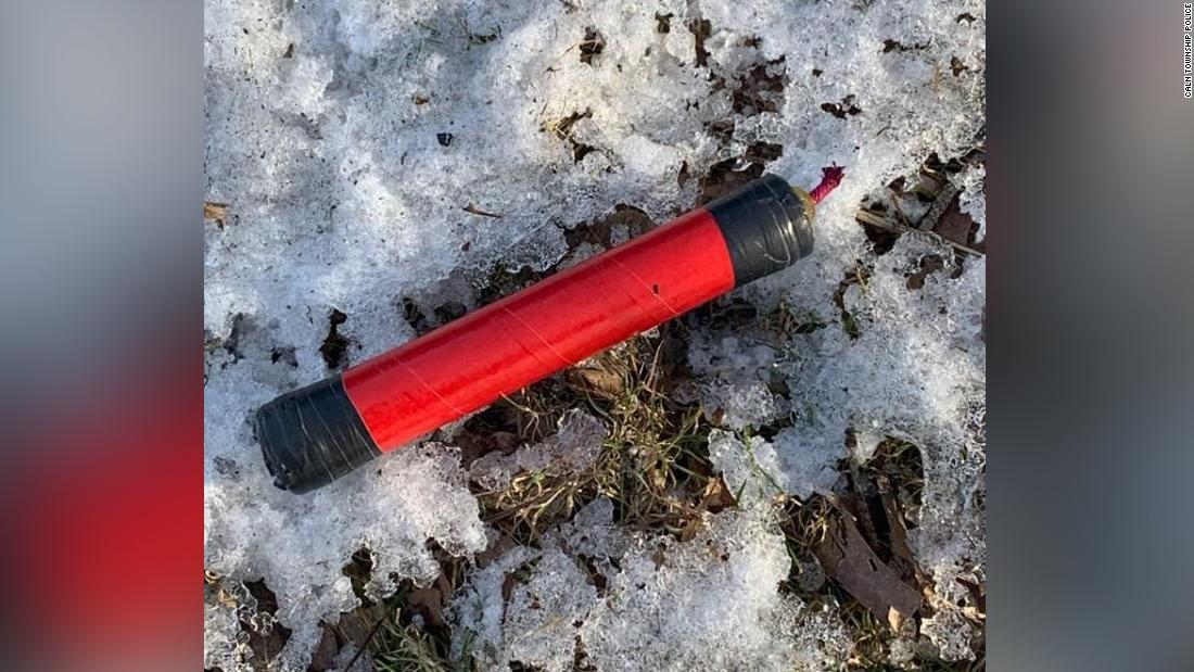 Zwei Rohrbomben gefunden in Pennsylvania township in dieser Woche
