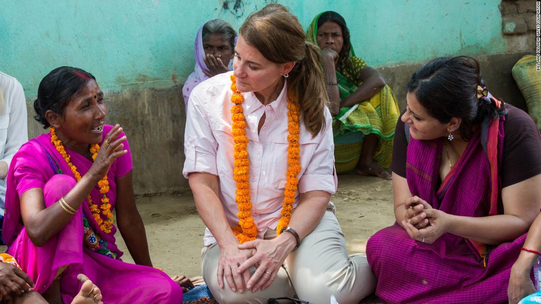Η μελίντα Γκέιτς: Οι γυναίκες που μου έδειξε το δρόμο προς τα εμπρός