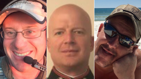 Captain Ian H. McBeth born November 24, 1975  First Officer Paul Clyde Hudson born July 21, 1977  Flight Engineer Rick A. DeMorgan Jr. born October 13, 1976