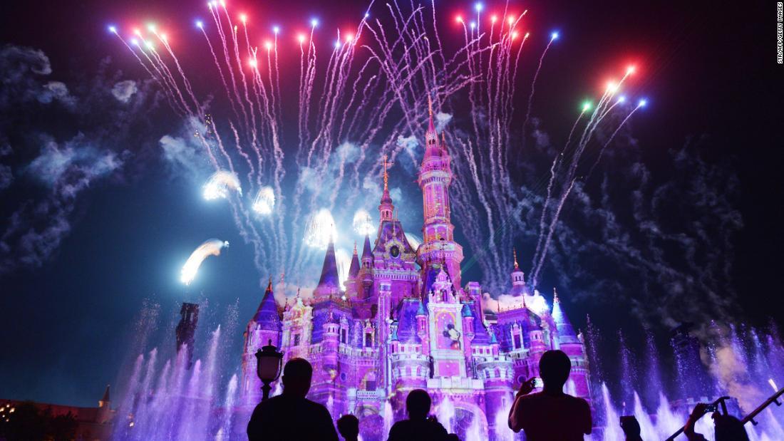 Shanghai Disneyland rejects allegations it is barring Uyghur visitors under pandemic pretext