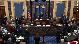 Will any senators actually flip on Trump impeachment?