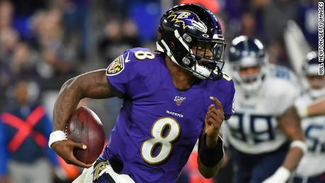Lamar Jackson unanimously voted NFL MVP while Troy Polamalu headlines Hall of Fame class of 2020