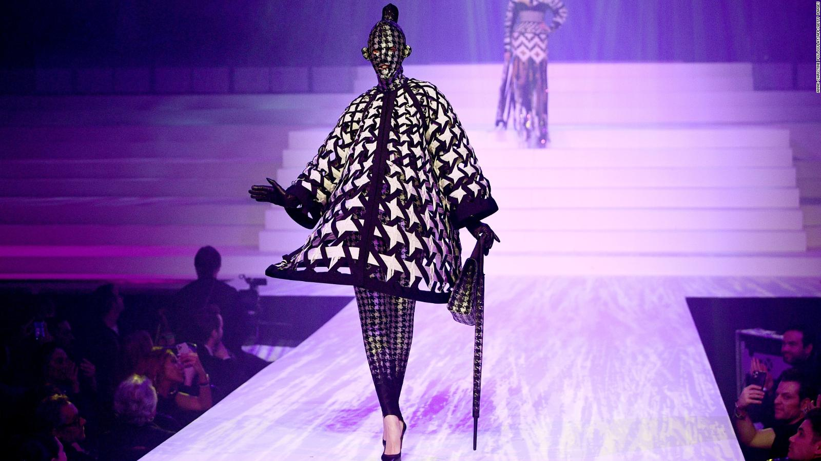 Haute Couture Fashion Week Highlights From The Shows In Paris Cnn Style